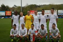 PORTUGAL / FRANCE - TOUR ELITE U19 FEMININ